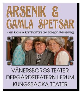 Arsenik & Gamla Spetsar